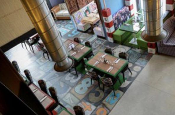 Bespoke Floor